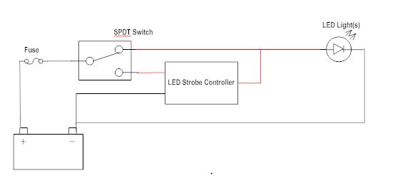 led strobe module pulses your leds marinebeam led lighting that you can select between strobe and normal lighting modes